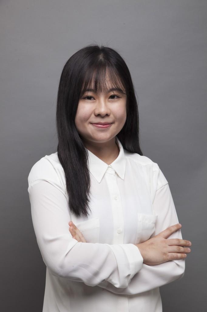 26會務部候選創作幹事周迪雯