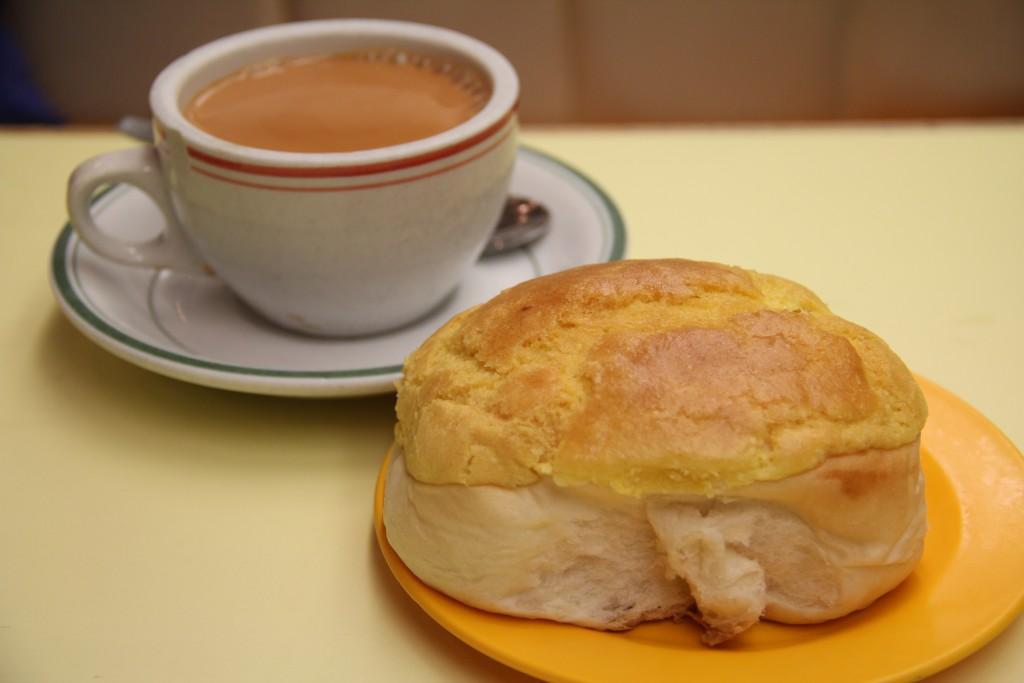 長沙灣 元州邨 屋邨 勒杜鵑花 花隧道 美食 提案 金園茶餐廳