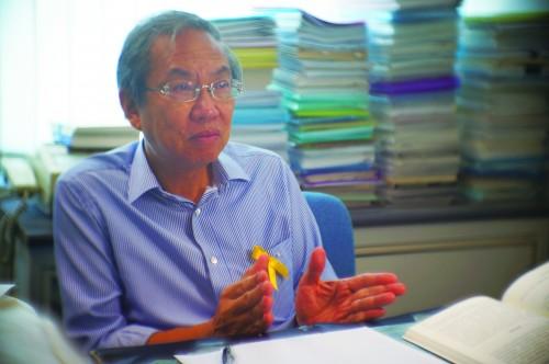 鄭宇碩對萬千市民願意自發參與運動表示感動。