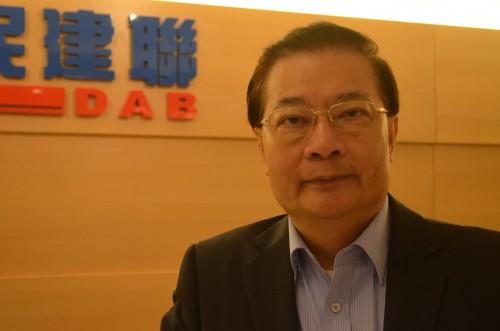 譚耀宗指政府並不希望反佔中人士自行清場。