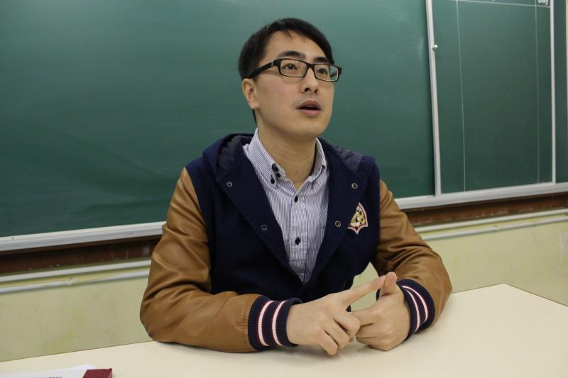 香港仔浸信會呂明才書院老師羅嘉俊。