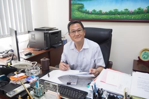 沙頭角鄉事委員會主席李冠洪表明支持沙頭角開放。