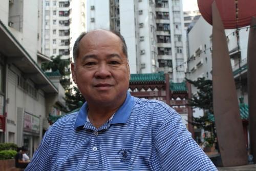 香港海鮮業聯合總會主席李彩華。